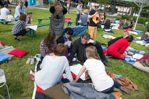 Haridusarutelu Narvas
