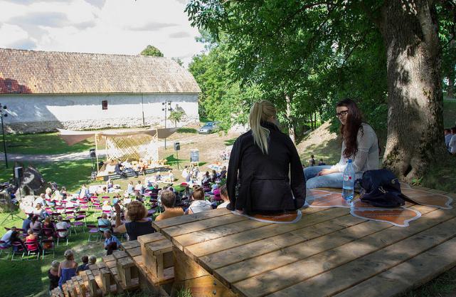 Заключительным аккордом Фестиваля мнений стали дебаты лидеров парламентских партий о будущем Эстонии